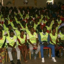 14ème édition de « Vacances sans Sida » : Les lampions s'éteignent à Bertoua (8 septembre 2016)