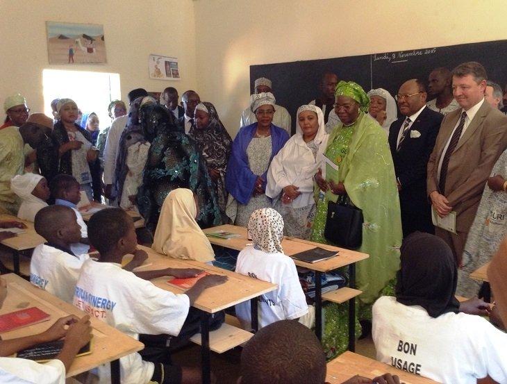 Le Programme d'éducation pour le Bon Usage du Médicament (BUM) effectif à Niamey