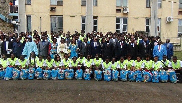 « Vacances sans sida » 2015 : les lampions s'éteignent à Bamenda.