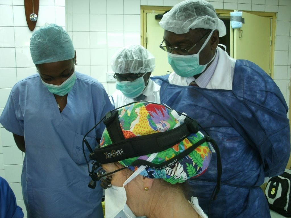 Une campagne gratuite de réparation de fentes labiales et palatines chez les enfants