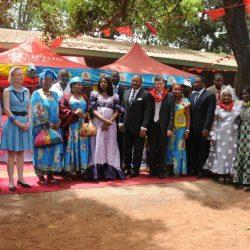 SYNERGIES AFRICAINES SUR LE TERRAIN EN GUINEE