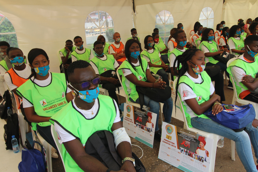 AIDS-Free Holidays 2021: the sensitization train launched!
